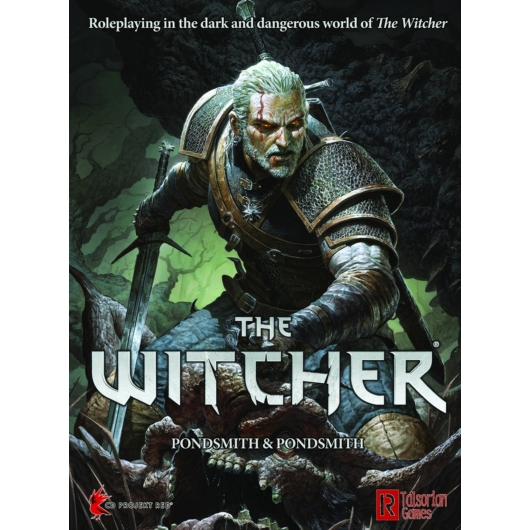 Witcher roleplaying game