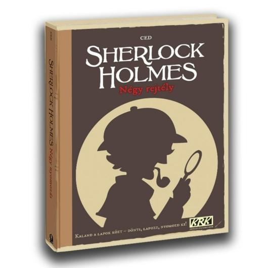 Sherlock Holmes - Négy rejtély képregény