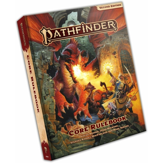 Pathfinder - Core Rulebook - 2nd Edition