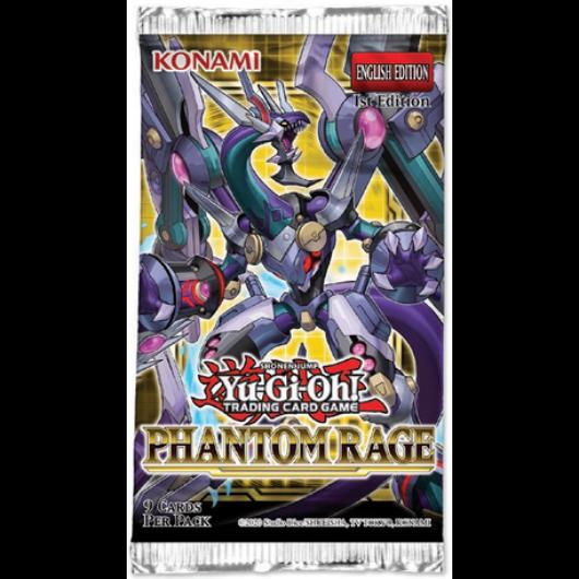 Yu-Gi-Oh! Phantom Rage booster