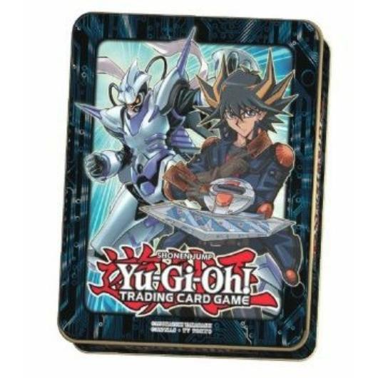 Yu-Gi-Oh! Yusei Fudo Mega-Tin