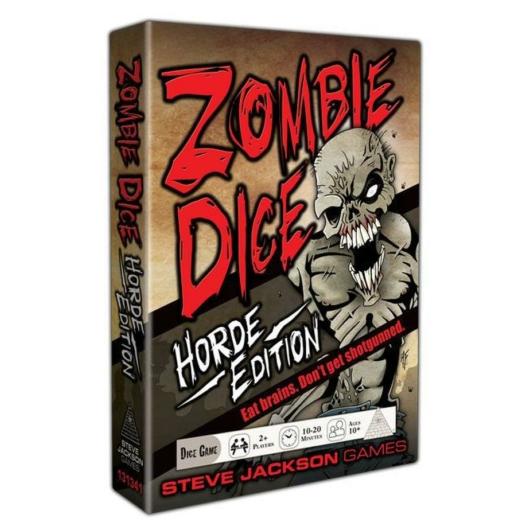 Zombie Dice: Horde Edition kockajáték
