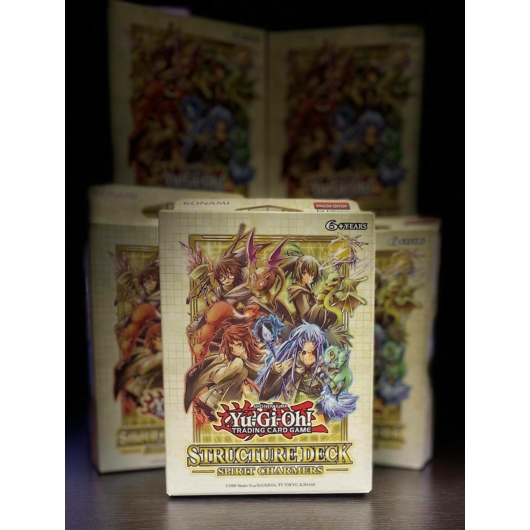 Yu-Gi-Oh! Structure Deck Spirit Charmers