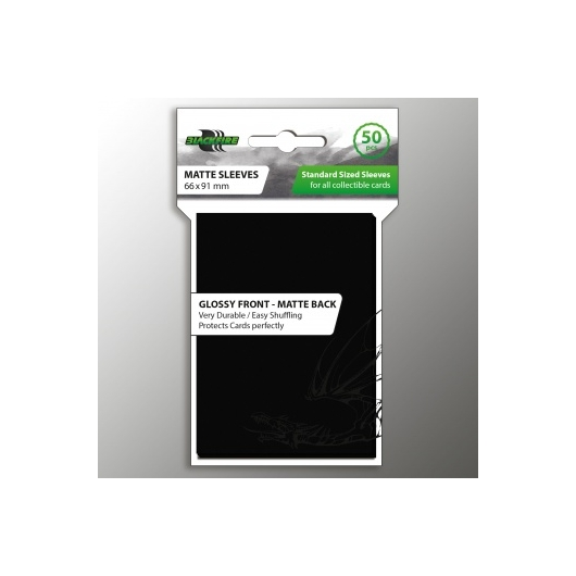 Blackfire Standard Sleeves - Double-Matte