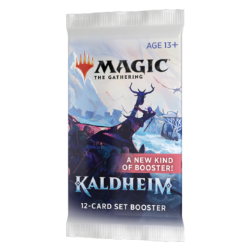 MTG: Kaldheim Set Booster