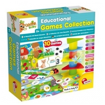 Carotina Baby - Educational Games Collection