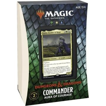 MTG - Adventures in the Forgotten Realms Commander Deck-Galea
