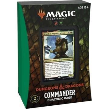 MTG - Adventures in the Forgotten Realms Commander Deck-Vrondiss