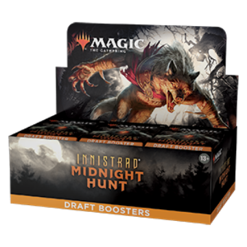 MTG - Innistrad: Midnight Hunt Draft Booster Display