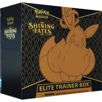 PKM - Sword & Shield 4.5 Shining Fates Elite Trainer Box - EN