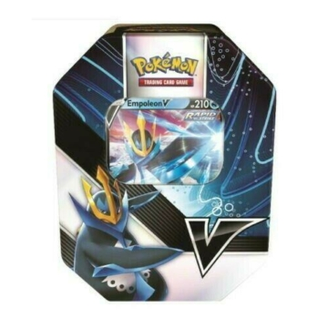Pokémon TCG: V Strikers Tin (Empoleon V)