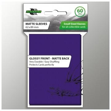 Blackfire Small Matt kártyavédő lila