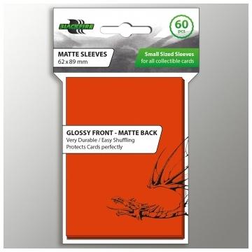 Blackfire Small Sleeves - Matte Orange