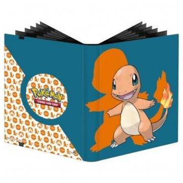 UP - 9-Pocket PRO-Binder - Pokemon Charmander