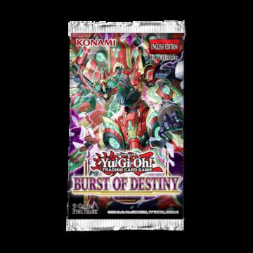 YGO - Burst of Destiny - Booster