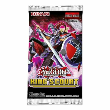 YGO - King's Court - Special Booster (24 Packs)