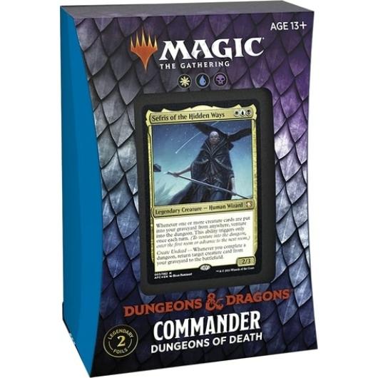 MTG - Adventures in the Forgotten Realms Commander Deck-Sefris
