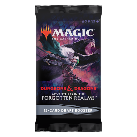 MTG - Adventures in the Forgotten Realms Draft Booster