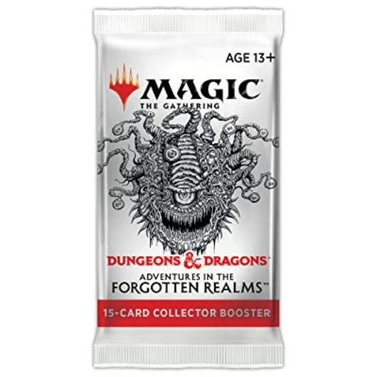 MTG - Adventures in the Forgotten Realms Collector's Booster