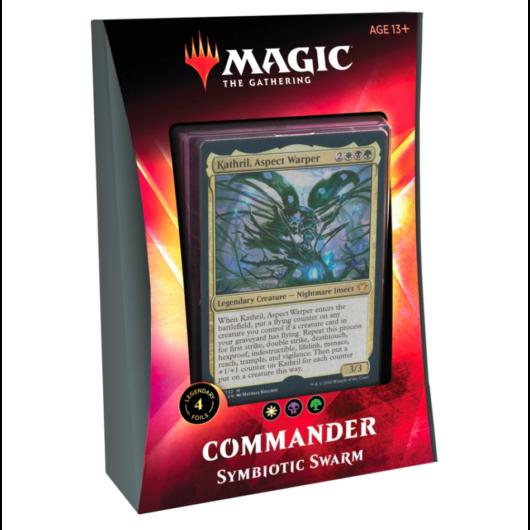 MTG: Ikoria Lair of Behemoths Commander Deck Symbiotic Swarm