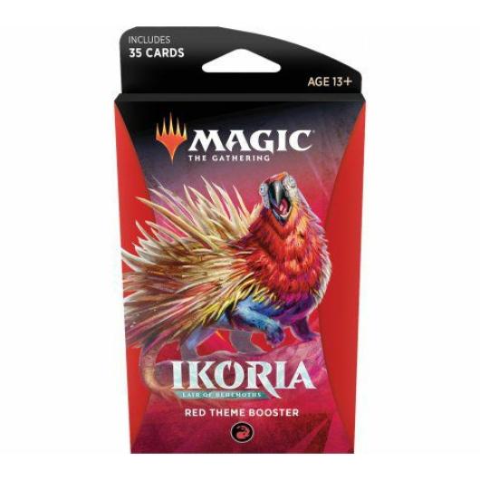 MTG: Ikoria Lair of BehemothsTheme Booster Black