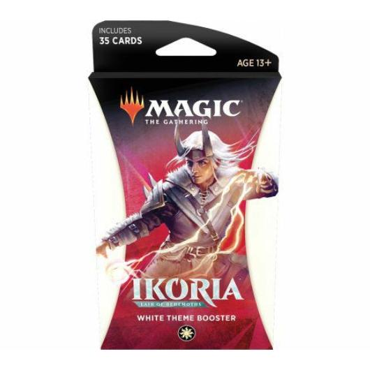 MTG: Ikoria Lair of BehemothsTheme Booster White