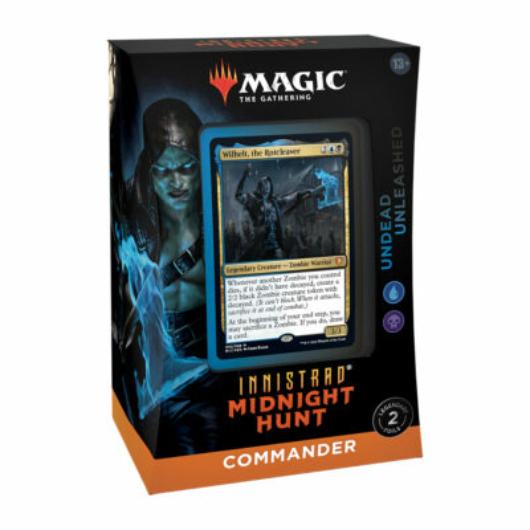 MTG - Innistrad: Midnight Hunt Commander Deck-Undead Unleashed