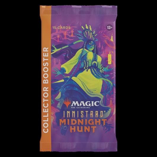 MTG - Innistrad: Midnight Hunt Collector's Booster