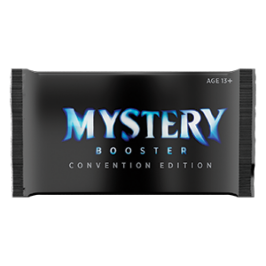 Mystery Booster Convention Edition Booster