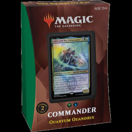 MTG - Strixhaven: School of Mages Commander Decks Adrix