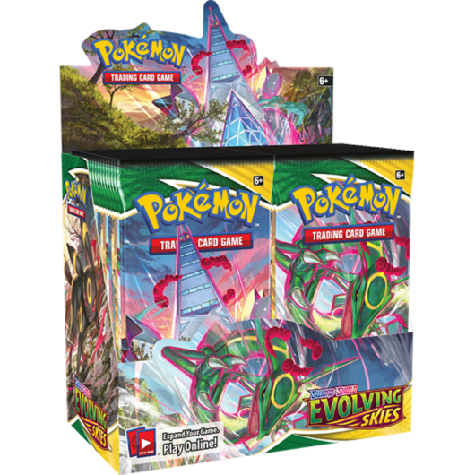PKM - Sword & Shield 7 Booster Display (36 Boosters)