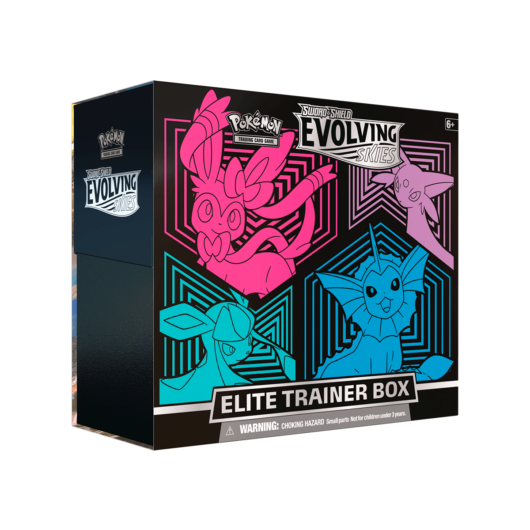 PKM - Sword & Shield Evolving Skies 7 Elite Trainer Box - EN