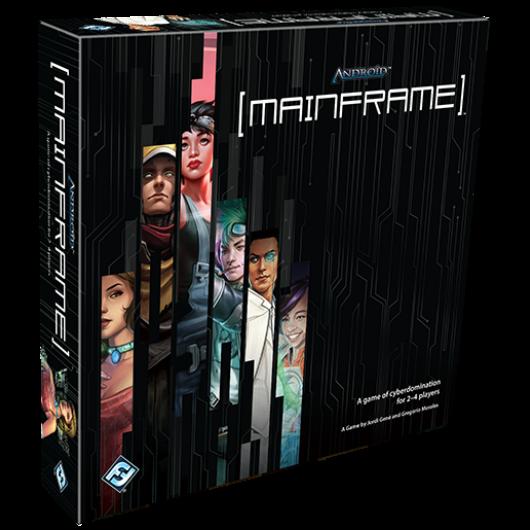 Android: Mainframe társasjáték