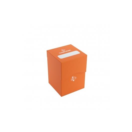 Gamegenic - Deck Holder 100+ Narancs