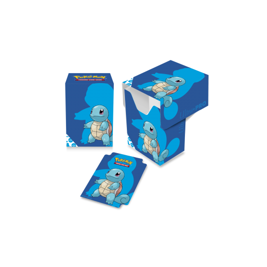 UP - Full View Deck Box - Pokemon Squirtle