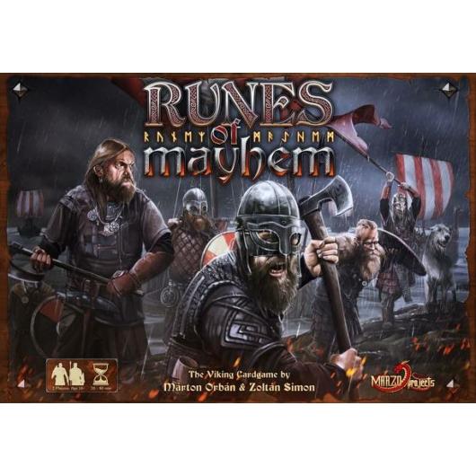 Runes of Mayhem társasjáték