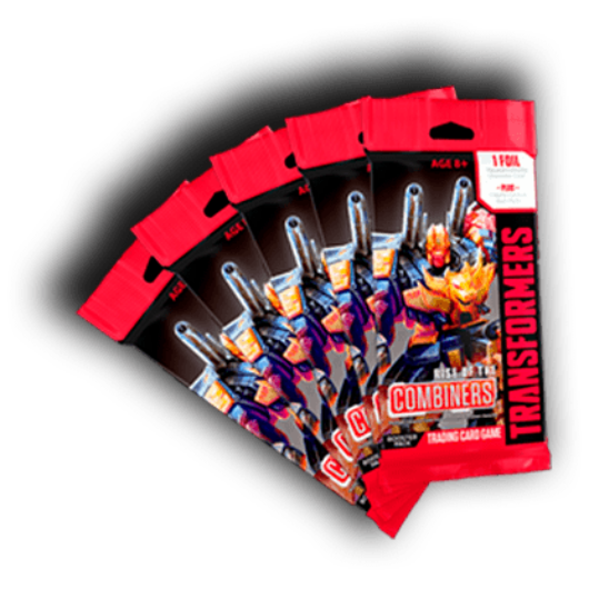 Transformers TCG: Rise of The Combiners Booster