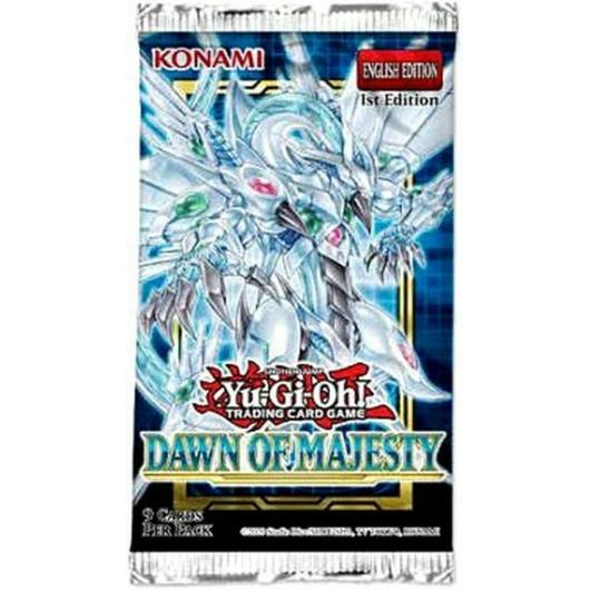 YGO - Dawn of Majesty - Booster